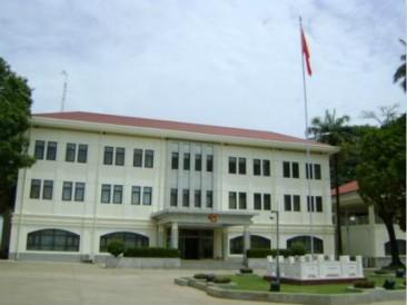 中国驻几内亚大使馆